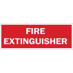 25713 FIRE SIGN