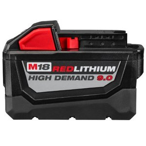 Milwaukee 48-11-1890 M18™ Redlithium High Demand 9.0 Battery Pack