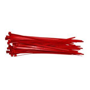FT100 PRINZING RED CBLTIE FT100 100/BG