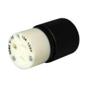 CONN15A CONNECTOR-15A 125V