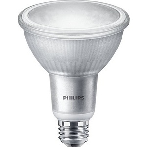 Philips Lighting 10PAR30L/LED/830/F40/DIM/ULW/120V-6/1FB Dimmable LED Lamp, 10W, 120V, 40°, PAR30L