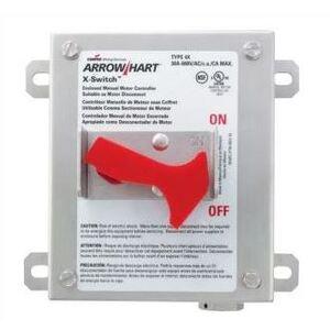 Eaton Wiring Devices AH7810XC00S Manual Motor Controller, 30A, 600VAC, X-Switch, NEMA 4X
