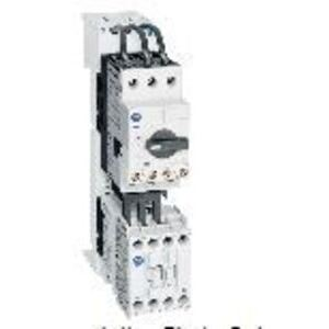 Allen-Bradley 103S-ATEJ3-CB10C-TE Combination Starter, 24VDC Electronic Coil, 1NO, 1NC, Auxiliary Contact