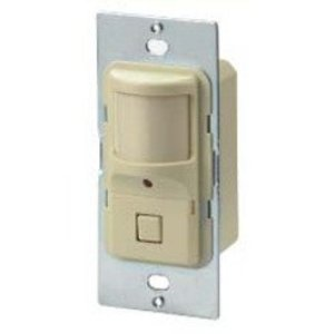 Hubbell-Kellems WS1277W PIR Occupancy Sensor/Switch, White *** Discontinued ***