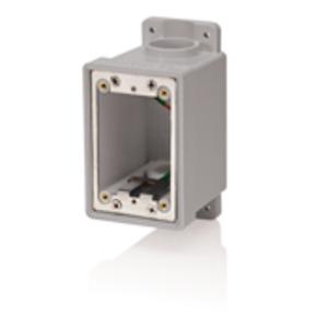 FDBX1-GY GY WETGUAR PVC SGLE G FD BOX