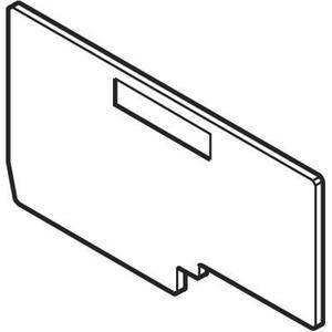 Entrelec 011414412 Femg Grey End Section
