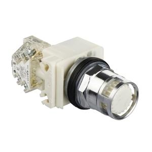 Square D 9001K3L38WH13 PUSH BUTTON 600VAC 10A 30MM T-K