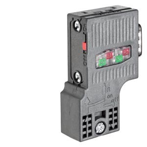 Siemens 6ES79720BA520XA0 PB CONNECTOR, 90 DEGREE, W/O PG SOCKET