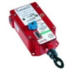 Micro Switch 1CPSA2 Safety Switch, Pull Cable, Maintained, 2NO/NC Contacts, 600VAC, 250VDC