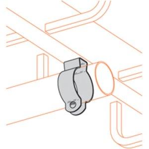 "Eaton B-Line BL1420SS4 Conduit Hanger w/ Bolt, 1"" EMT/Rigid, Stainless Steel"
