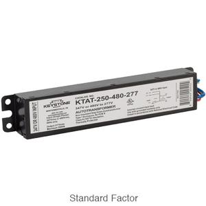 Keystone Technologies KTAT-250-480-277 480V-277V Step-Down Auto-Transformer, 250 VA, Single Phase