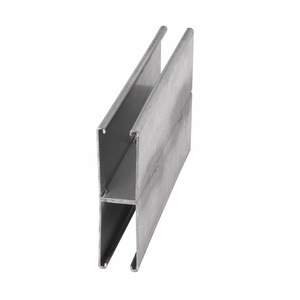 Eaton B-Line B11A-120GLV CHANNEL, 3 1/4-IN. X 1 5/8-IN., BACK TO BACK, 12 GA., 120-IN. (10 FT), GALVANIZE