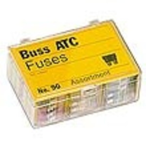 Eaton/Bussmann Series NO.90 AUTOMOTIVE FUSE ASSORTMNT