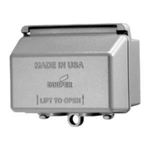 Eaton Arrow Hart WIUMV-1 WIUMV-1 Metal In-Use Cover Box *** Discontinued ***