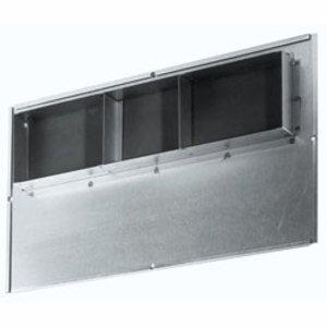 """Broan 982L In-line Adapter Kit, 4-1/2"""" x 18-1/2"""" for 400, 500 & 700 CFM ceiling mount models"""