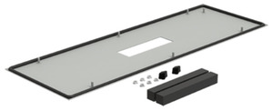 "nVent Hoffman PCEGPA6 Adaptor, Adj Gland Plate, 24"""