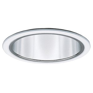 "Thomas Lighting H65 Reflector Trim, 7-3/4"", Clear *** Discontinued ***"