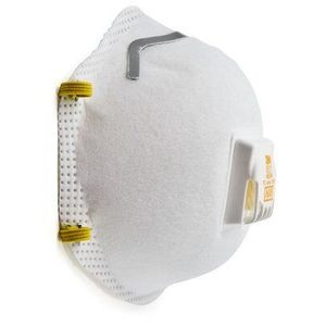 3M 8511HA1-C-PS *Not Available* Respirator with Cool Flow Valve