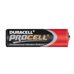 Duracell PC1500TC24 Battery, 1.5, AA, LR6,  Alkaline
