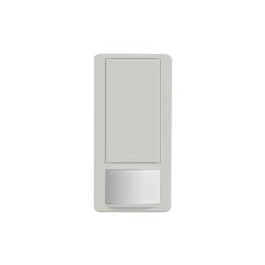 Lutron MS-OPS2-GR Occupancy Sensor Switch Dimmer, 2A, Gray