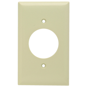 Pass & Seymour SP720-I SMOOTH WALL PLATE 1G