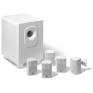 Leviton AEH50-WH Home Theater 5.1 Ch Wht