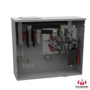 Milbank U4184-X 200A 7T RL SWY HD LVR