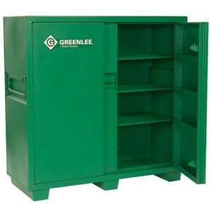 """Greenlee 5660L 2 Door Utility Cabinet -  HxWxD: 56"""" x 60"""" x 24"""""""