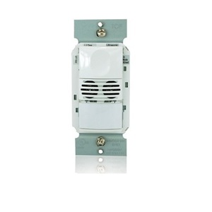 Wattstopper DSW-301-W Dual Tech Occupancy Sensor, White w/ Neutral