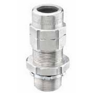 """Appleton TMC2125190NB TMC2 Connector, 1-1/4"""", Class I, Division, Nickel Plated Brass"""