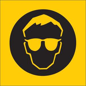 25166 EYE PROTECTION SIGN