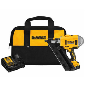 DEWALT DCN692M1 Cordless 30° Paper Collated Framing Nailer Kit