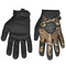 40208 JOURNEYMAN CAMO GLOVES SIZE M