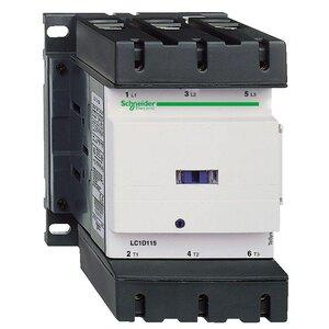 Square D LC1D150U7 CONTACTOR 600VAC