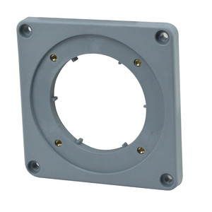 Leviton AP60 Pin & Sleeve Adapter Plate. 60 Amps.