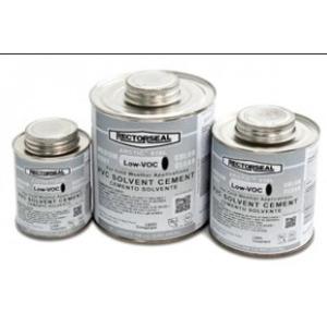 Rectorseal 55235 616 1PT CLR C/W PVC CMT