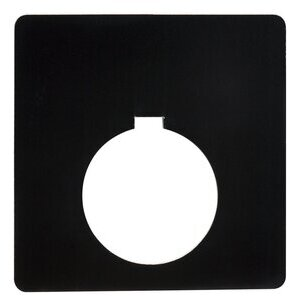 9001KN700BP PUSHBUTTON LEGEND PLATE - PL