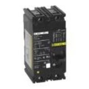 Square D FAL22080 Breaker, Molded Case, 2P, 80A, 240VAC, 250VDC, F Frame
