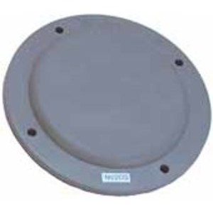 Hubbell-Killark NV2CG Nv2 Gray Cover W/ Extra Gasket