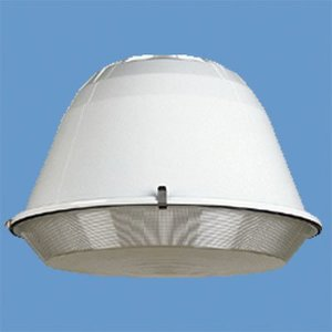 Lithonia Lighting A23LDJ4 23in Painted Aluminum Reflector Less Lens, 4-pack
