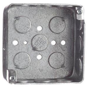 Steel City 521511/2-30 4SQ 1-1/2D BOX