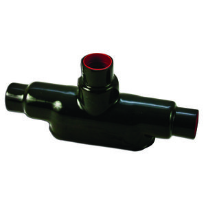 "Plasti-Bond PRTB27 Conduit Body, 3/4"", Type: TB, Form 7 , PVC Coated"