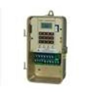 NSI Tork DZS100BP Time Switch, 365/7 Day, Astronomic, DPDT, NEMA 3R, 30A, 120-277VAC