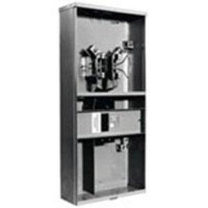 Milbank U3990-XL-200 Meter Main, 200A, 120/240VAC, 4 Jaw, Ringless, 1PH, Main Breaker