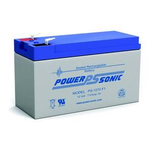 Power-Sonic PS-1270 12V 7AH SEALED
