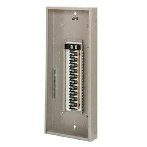 Eaton CH42L3225G Load Center, Main Lug, 225A, 120/240V, 3PH, 42/42, NEMA 1