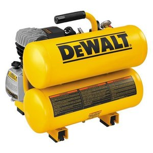 DEWALT D55153 1.1 HP 4 Gallon Electric Air Compressor