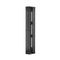 Panduit PE2VFD06 Vertical Cable Manager, Single-Sided, 6