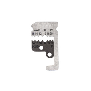 11073 BLADES FOR WIRE STRIPPER 8-22 AWG