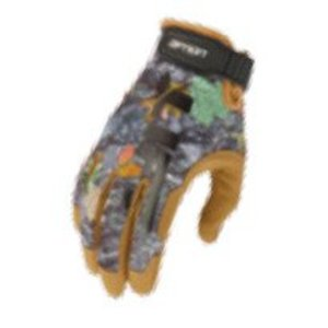Lift Safety GON-17CFBRL Work Glove, Lightweight Mesh - Size: Large